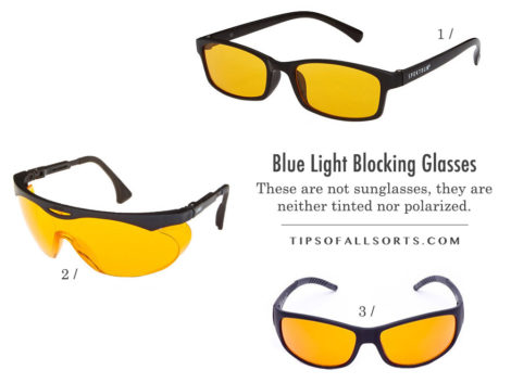 Blue Light Blocking Eyeglasses